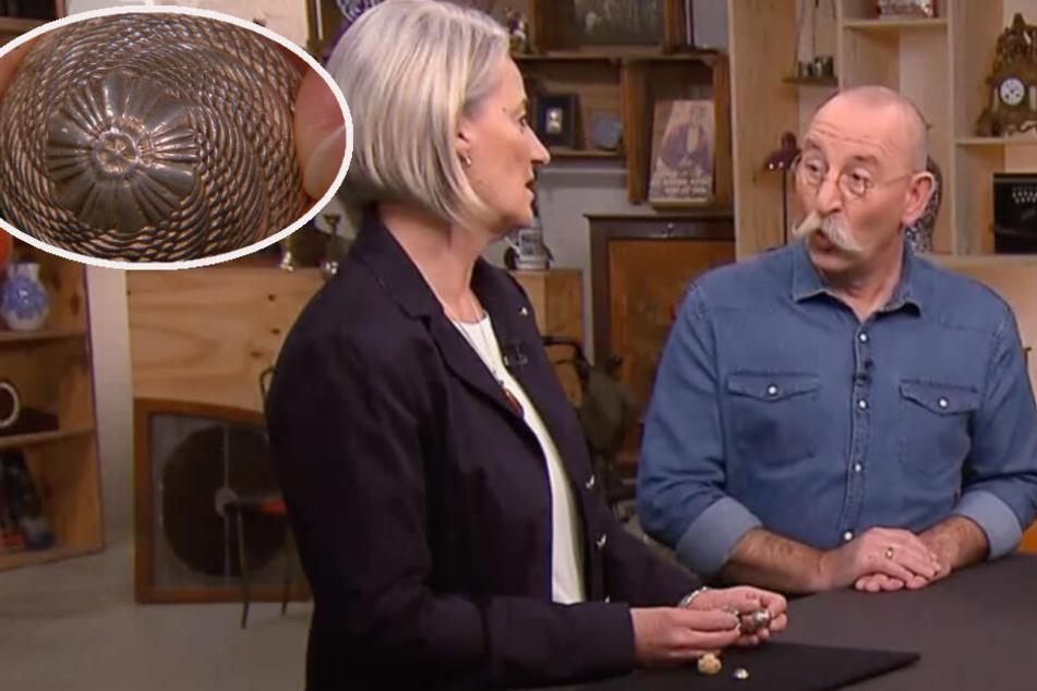 """Horst Lichter total baff: Mysteriöses Ei bei """"Bares für Rares"""" hat es echt in sich!"""