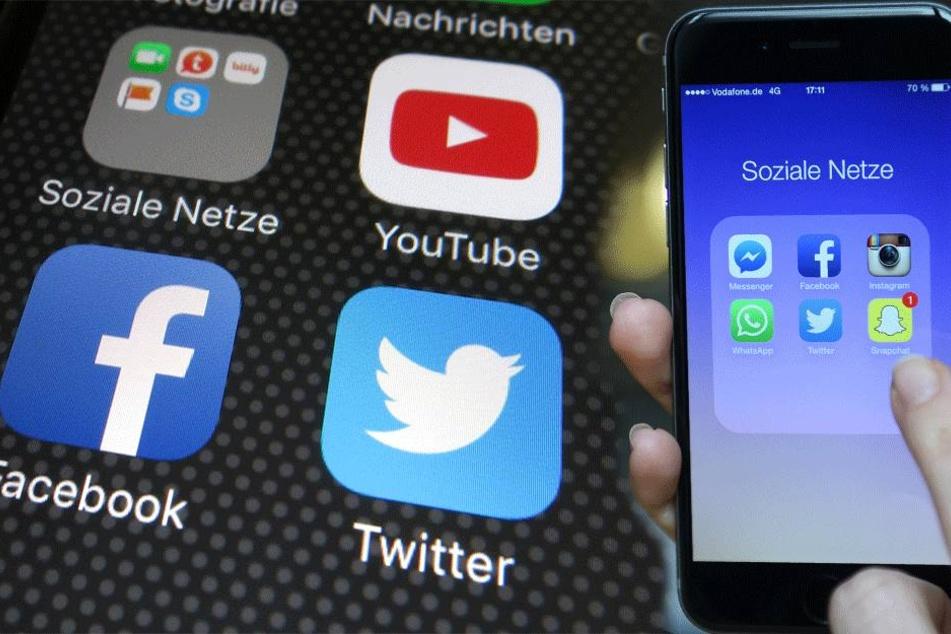Vorsicht bei YouTube-links die per Facebook-Messenger kommen! (Symbolbilder)