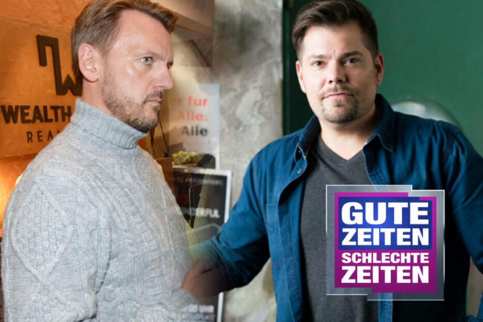 Riesen-Zoff wegen Leon: Platzt die GZSZ-Hochzeit?