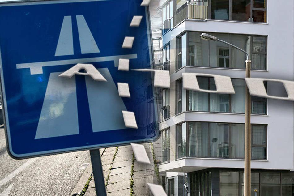 Hochhäuser auf der A100? Stadtplaner machen kuriosen Vorschlag
