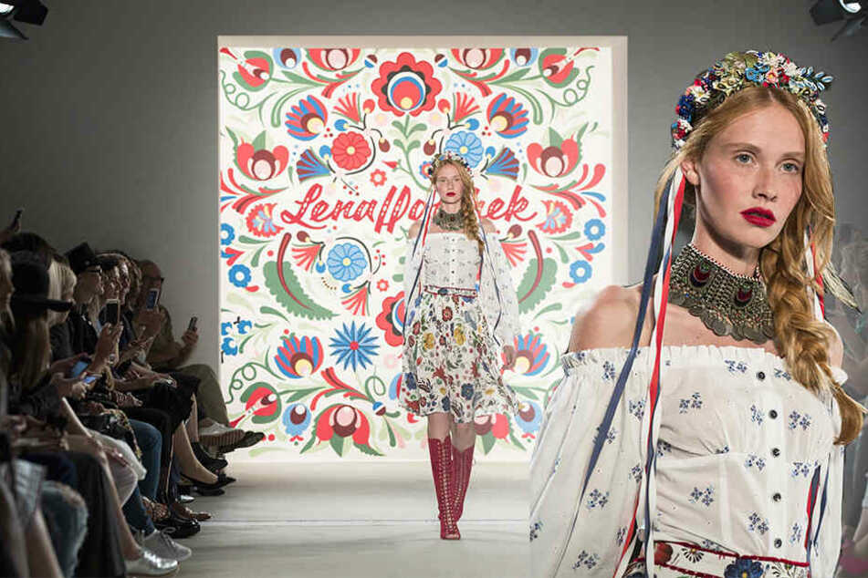 """Darum flossen bei diesem Model nach der """"Fashion Week"""" die Tränen"""
