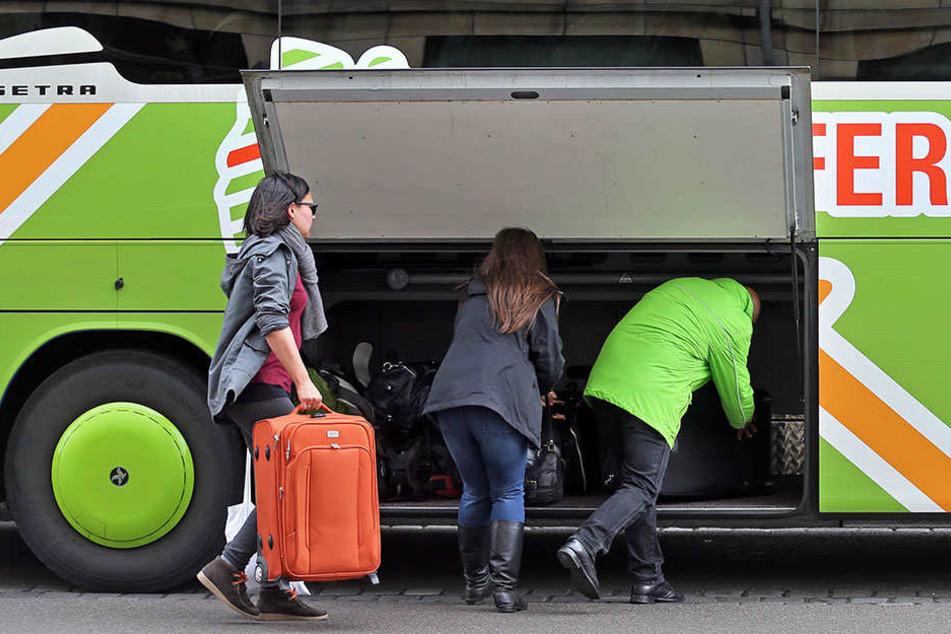 Beliebt bei Dieben: Das Gepäckfach der Fernbusse. (Symbolbild)