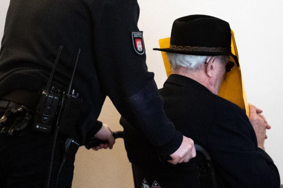 Beihilfe zu 5230-fachem Mord: 92-jährige Zeugin aus Australien sagt aus