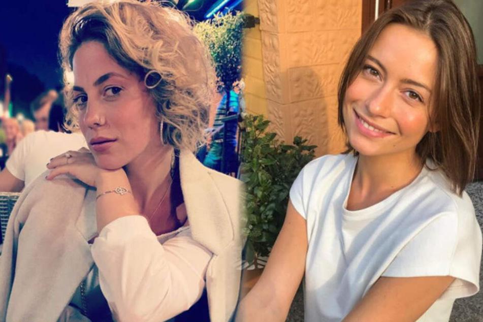 LaFee (28) und Jennifer Lange (26) verstehen sich prächtig.