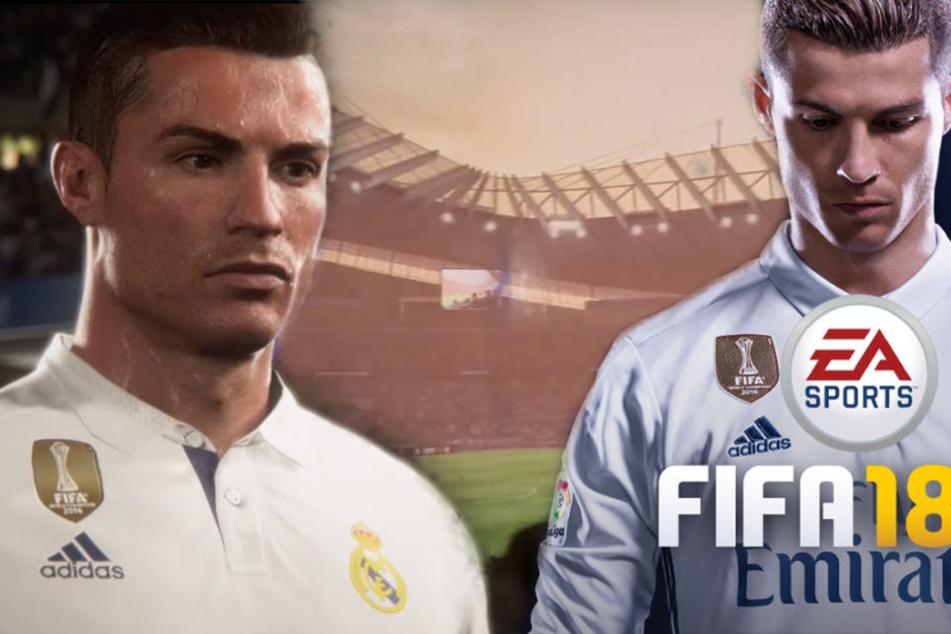 Meistverkauftes Videospiel: Heute erscheint FIFA 18!