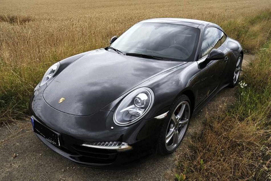 So einen Porsche beschlagnahmte die Görlitzer Staatsanwaltschaft am Mittwoch (Symbolbild).