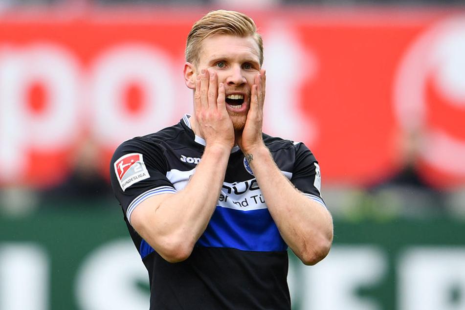 Laut dem FCI-Sportdirektor will Andreas Voglsammer nach Ingolstadt wechseln.