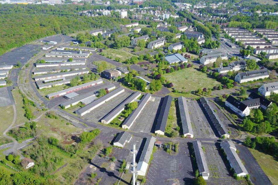 Die US-Kaserne war von 1937 bis 2008 eine Einrichtung der US-Streitkräfte.