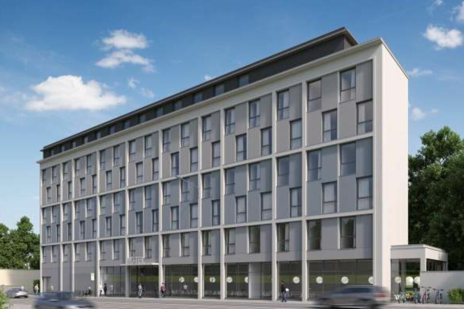 Baustopp für umstrittenes Hotel in der Neustadt
