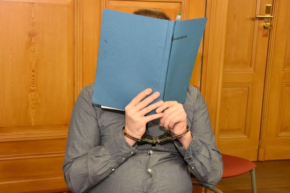 Marcus W. (33) wurde im Landgericht Görlitz für schuldunfähig erklärt.