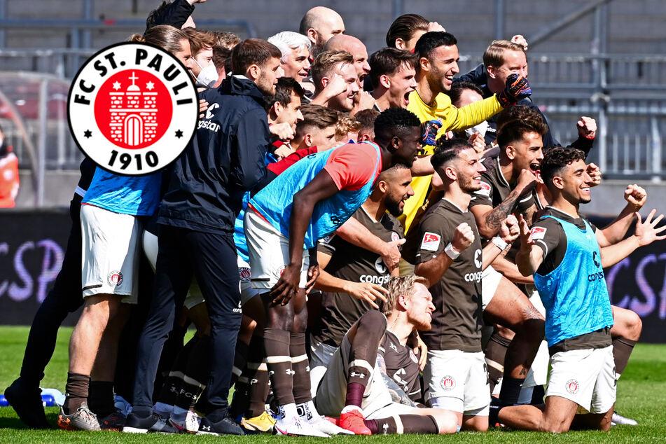 """FC St. Pauli beeindruckt sogar Gegner: """"Die beste Mannschaft der Liga"""""""