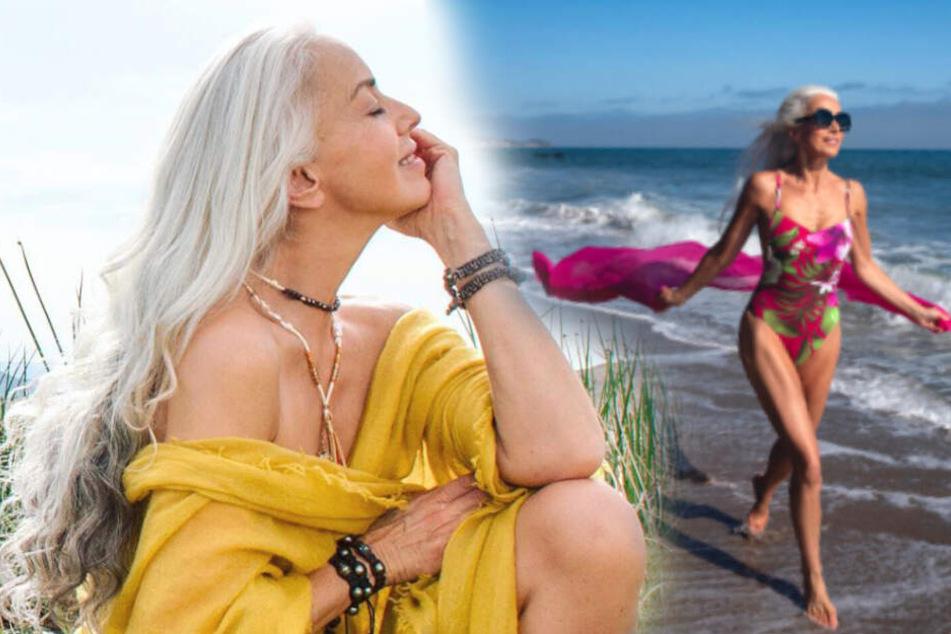 Barbie-Body! Ist Bloggerin Yazemeenah Rossi (63) die heißeste Oma der Welt?