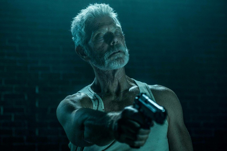 """Stephen Lang returns as Norman Nordstrom / """"The Blind Man"""" in Don't Breathe 2."""