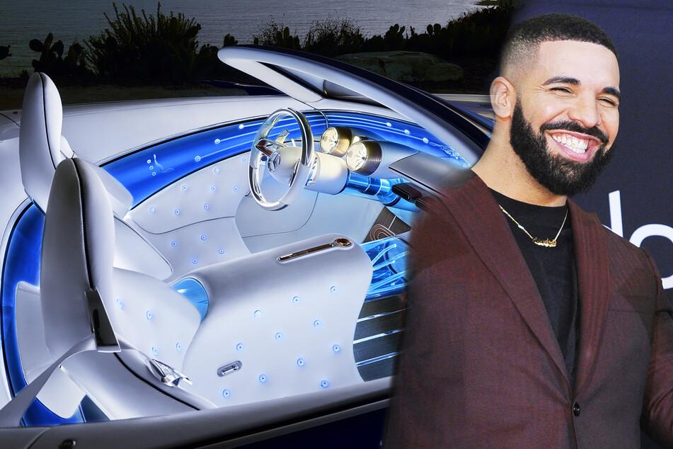 Superschlitten: So sieht Drakes neuer Zwei-Millionen-Euro-Mercedes aus