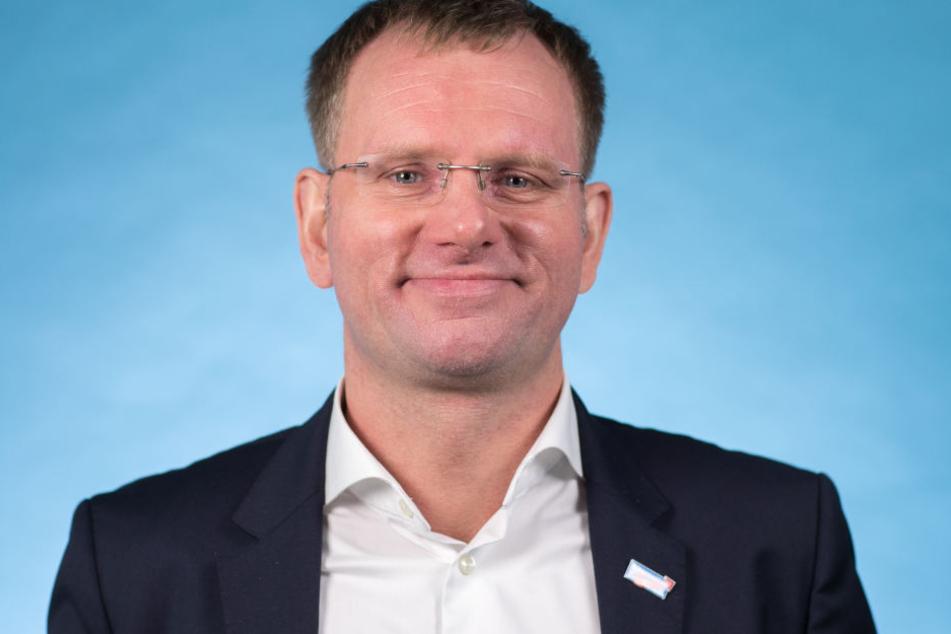 Dr. Dirk Spaniel sitzt für die AfD im Bundestag.