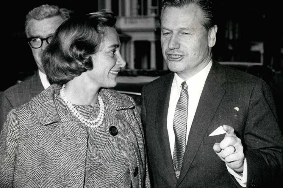 Aus der Kunstsammlung der superreichen Amerikaner Nelson & Margaretta Rockefeller stammt das historische Meissen-Porzellan.