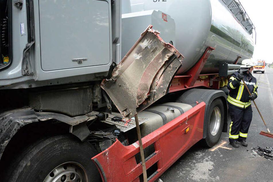 Motorradfahrer (64) stirbt bei Zusammenstoß mit Pkw in Herzebrock-Clarholz