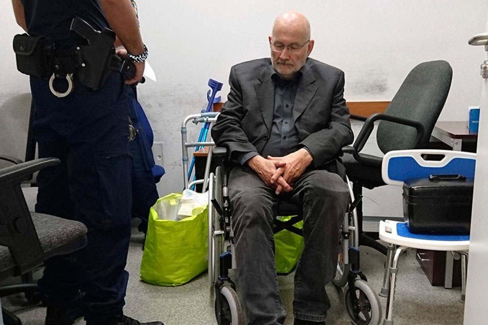 Ungarn übergibt Horst Mahler den deutschen Behörden