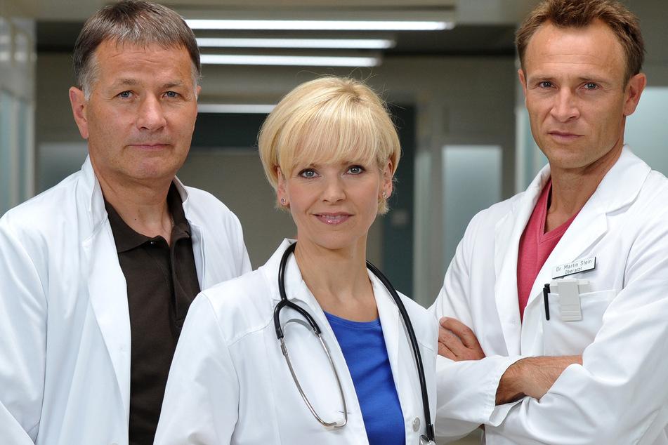 Dr. Heilmann, Dr. Globisch und Dr. Stein (v.l.) suchen neue Kollegen. (Symbolbild)
