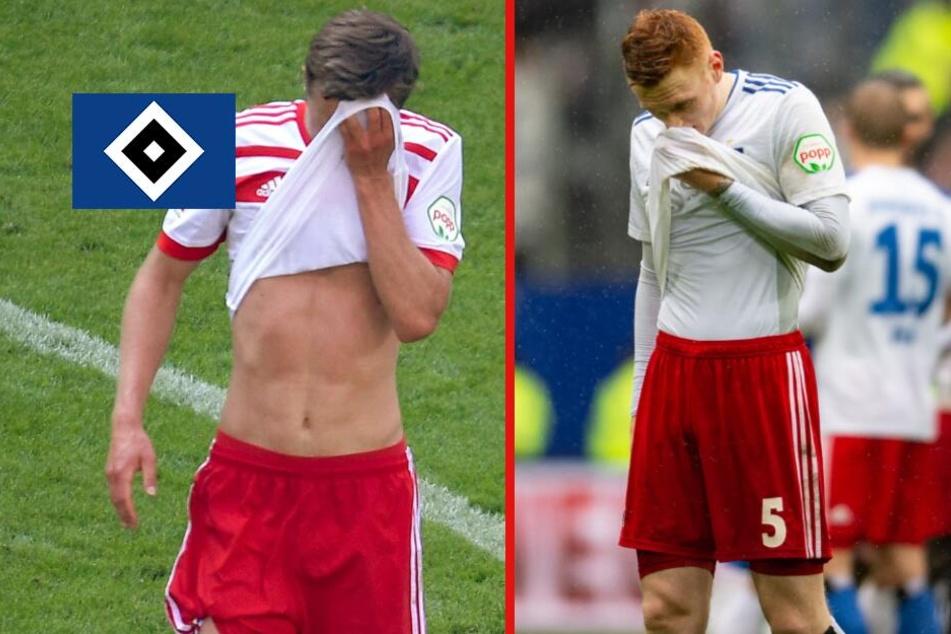 Last-Minute-Transfers: HSV schickt zwei Talente ins Ausland