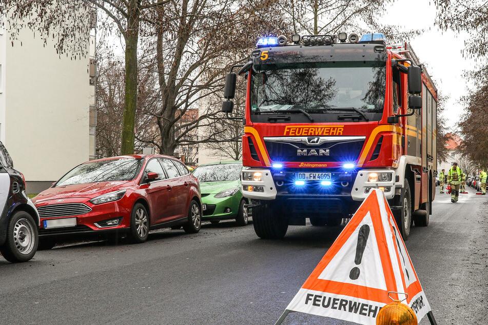 Die Dresdner Feuerwehr musste am Mittwoch zwei Tiere retten. (Symbolbild)