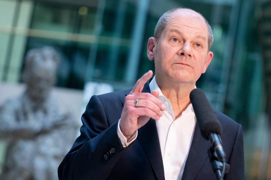 Olaf Scholz (62, SPD) sei nicht der König von Deutschland, meinte Markus Söder.