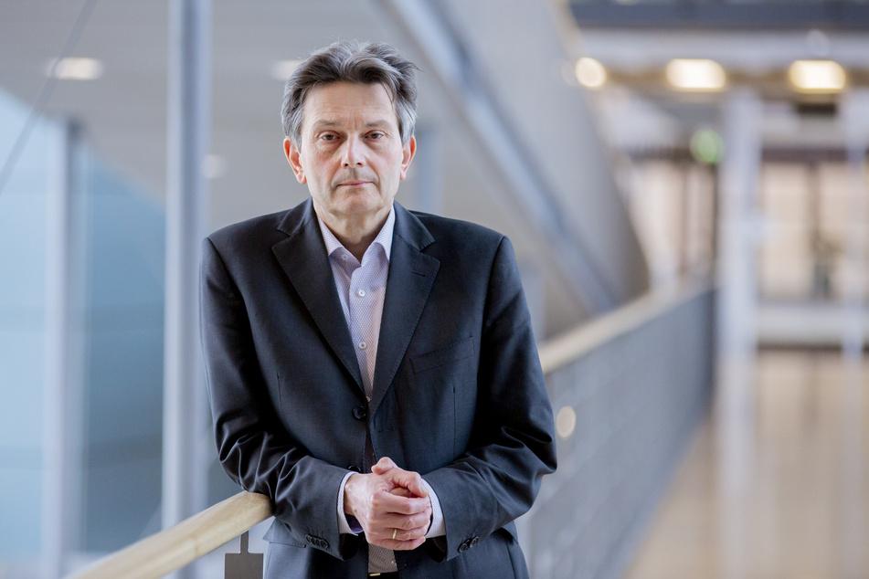 SPD-Politiker Rolf Mützenich (61) ist Fraktionschef im Bayerischen Landtag.