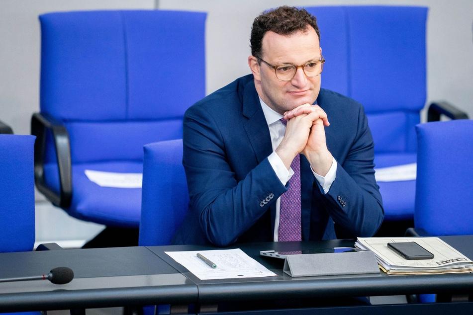 Bundesgesundheitsminister Jens Spahn (40).