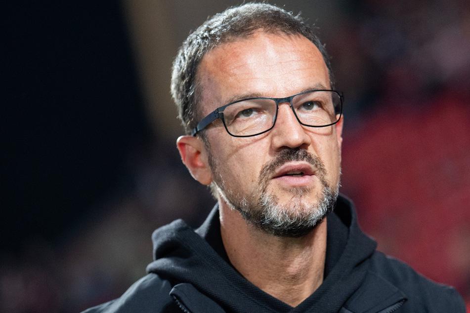 Fredi Bobic (49) will Eintracht Frankfurt nach fast fünf Jahren verlassen.