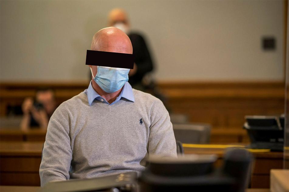 Der angeklagte KSK-Soldat Philipp S. (46) wurde verurteilt.