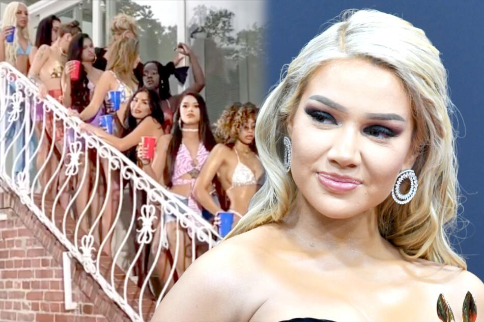 Polizeieinsatz! Shirin David dreht Musikvideo mit 70 Menschen in Corona-Krise