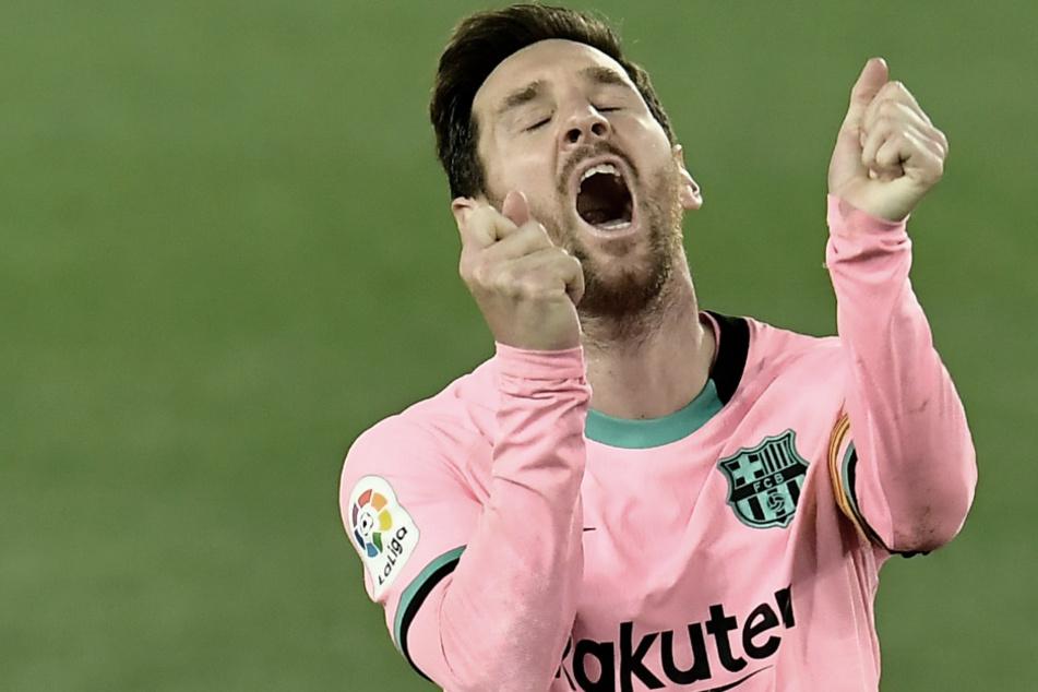 FC Barcelona versinkt im Mittelmaß: Messi und Co nutzen halbstündige Überzahl nicht