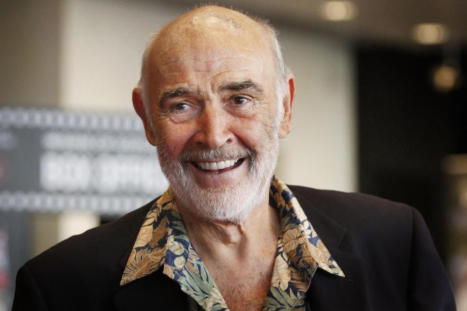 Sean Connery starb im Alter von 90 Jahren.