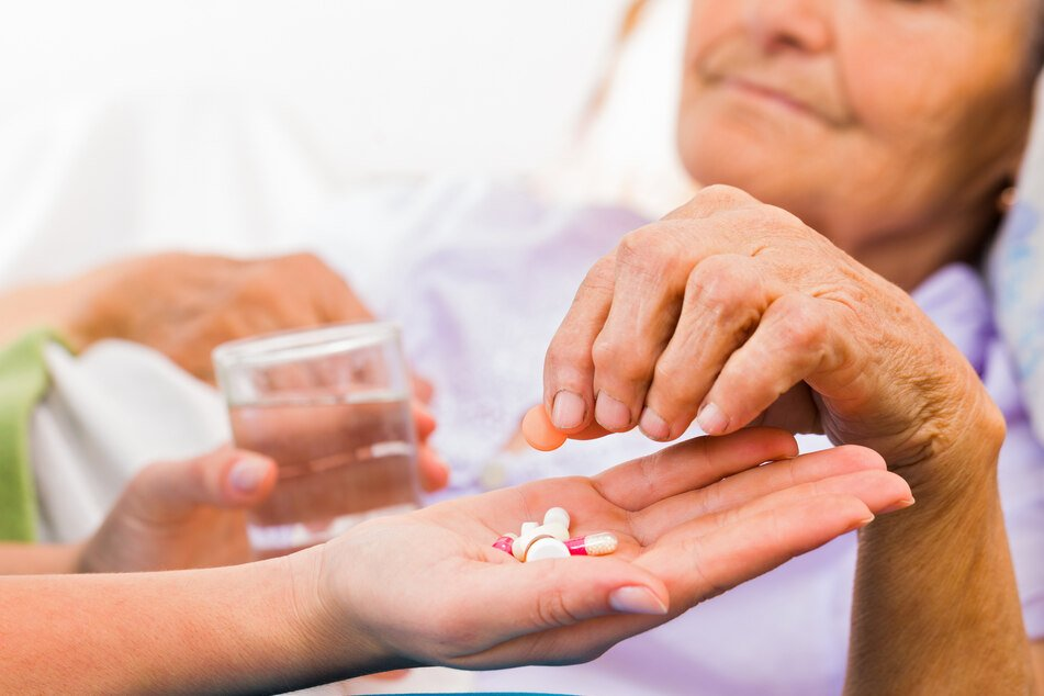 It's possible that patients desperate for a cure for Alzheimers would be willing to try the unproven drug. (Stock image).