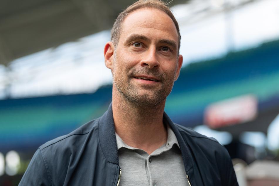 Oliver Mintzlaff (45) will mit dem Rennrad nach Berlin zum DFB-Pokalfinale fahren. (Archivbild)