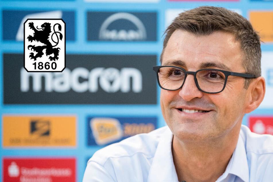 TSV 1860 München: Michael Köllner hat beim SV Meppen ein Luxusproblem