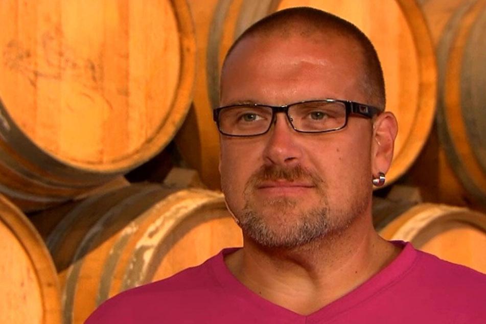 Sichtlich schlanker: Mario Pohl (39) hat schon 46,1 Kilo runter.