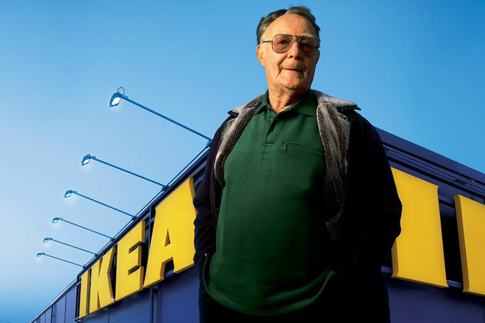 Ikea-Gründer Ingvar Kamprad.
