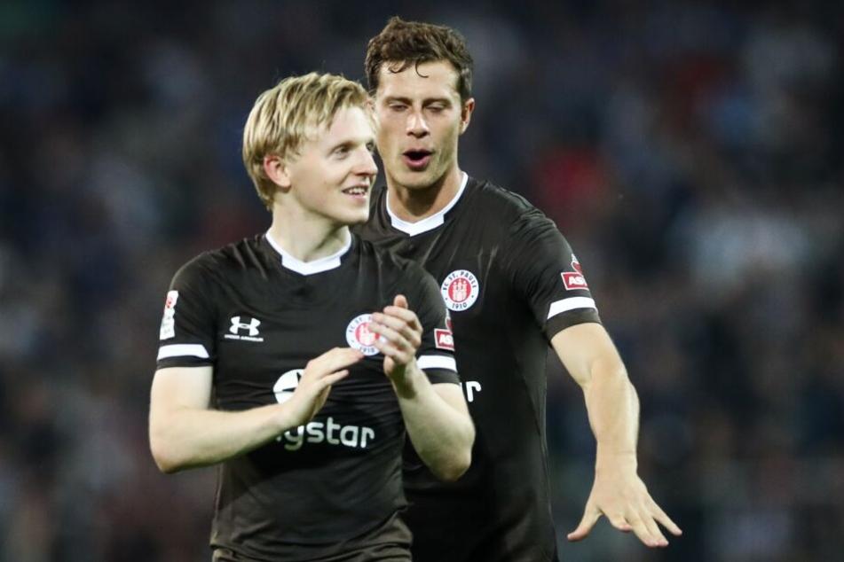 Mats Möller Daehli (l) und James Lawrence fallen verletzungsbedingt aus.