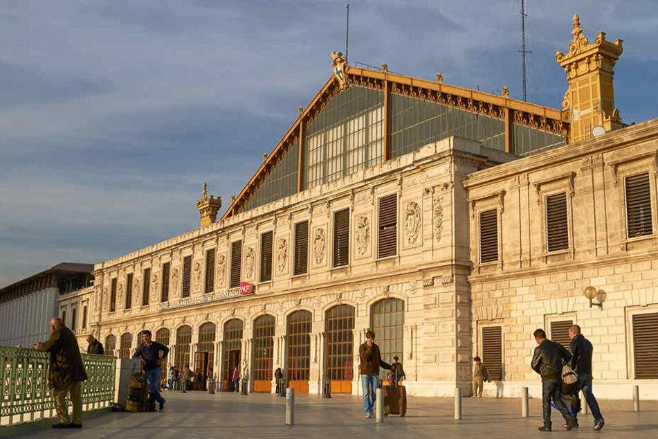 Die Attacke ereignete sich am Bahnhof Saint-Charles in Marseille.