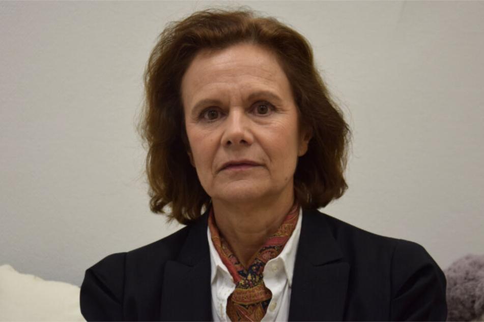 Gisela Mayer setzt sich unter anderem gegen Gewalt an Schulen ein.