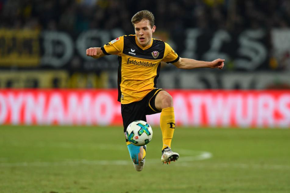 """Niklas Hauptmann macht zum Schalke-Gerücht klar: """"Da ist nix dran!"""""""