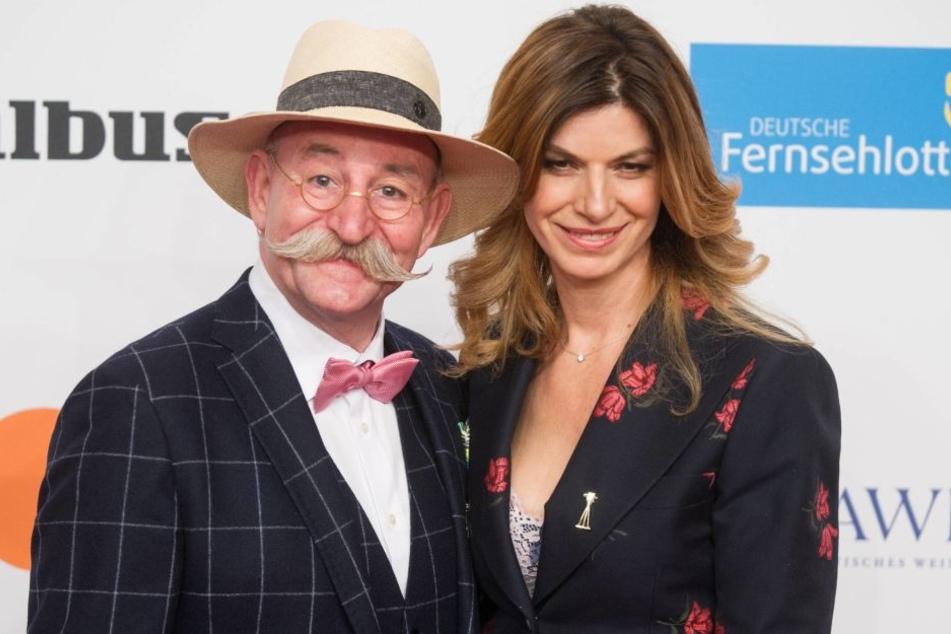 Horst Lichter (56) mit seiner Frau Nada (46)