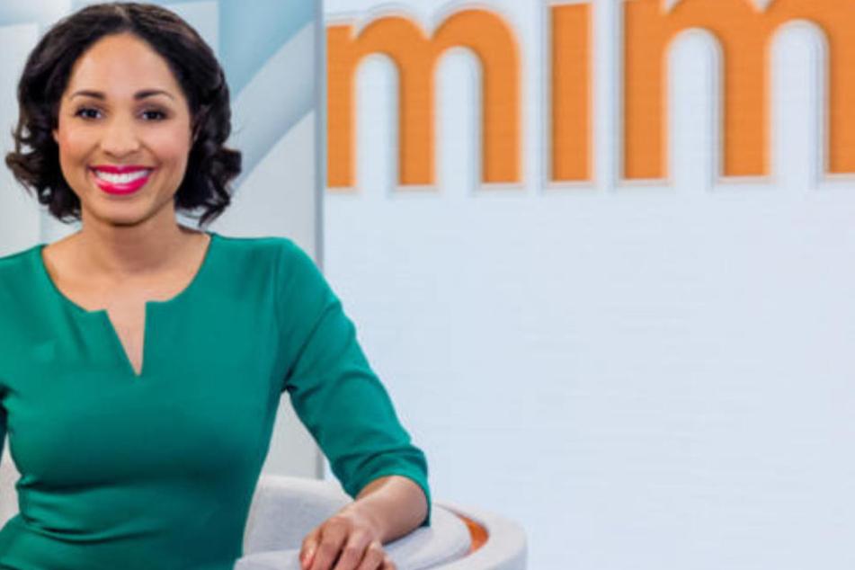 """Das """"ZDF-Mittagsmagazin"""" sendet seit April aus Berlin. Jana Pareigis war damals die """"neue"""" Mittags-Moderatorin."""