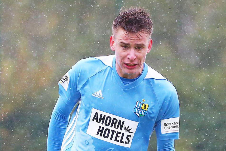 Florian Hansch geht der Abstieg mit dem CFC nahe.