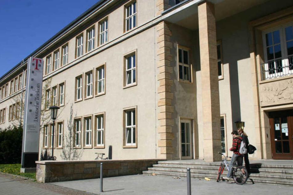 Der bundesweite Wissenschaftsrat stoppte die Immatrikulation für neue Studenten an der Hochschule für Telekommunikation Leipzig (HfTL).