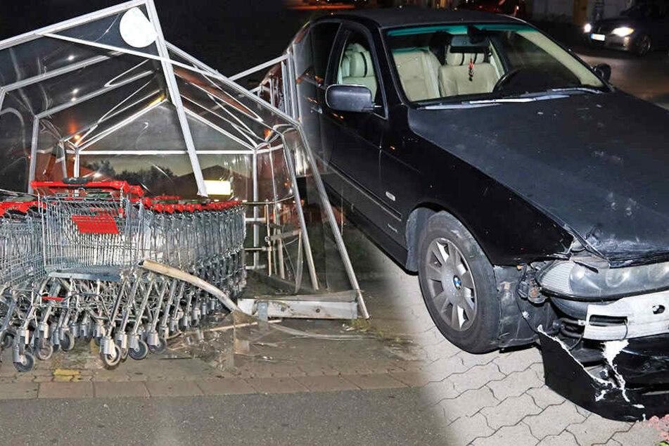15-Jähriger baut Unfall mit 1,6 Promille