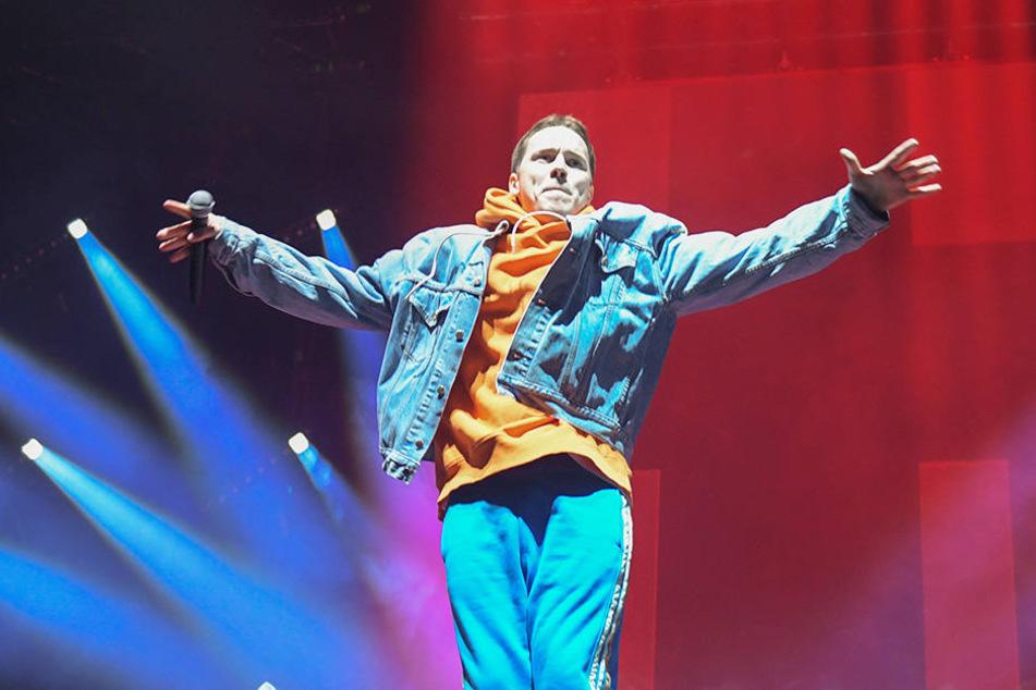Rund 4000 Menschen begeisterte Jaehn mit seiner Show in Hamburg.