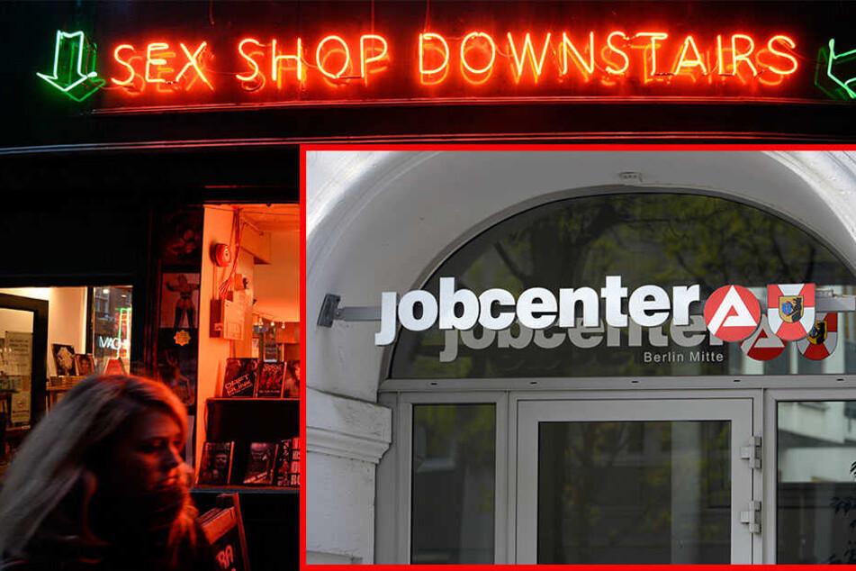 Angebot vom Jobcenter: Mutter soll im Sex-Shop arbeiten