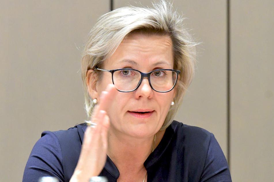Der CDU-Landesvorstand schlug Ministerin Barbara Klepsch (53) für den prominenten Listenplatz zwei vor.